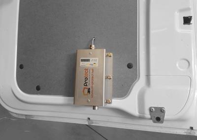Van Wijk Doorlock systems-laadruimte-beveiliging-bedrijfswagen-basiclock