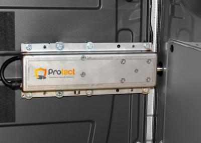 Van Wijk Doorlock systems-laadruimte-beveiliging-vrachtwagen-limolock